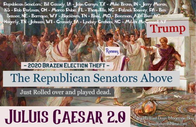 Juluis Caesar 2.0